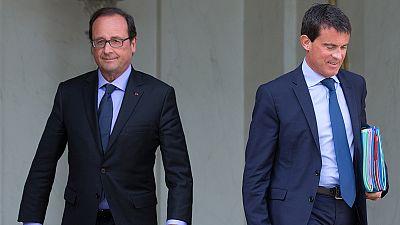 [Le fil de la journée] Démission du gouvernement français, combats en Ukraine, séisme en Californie...