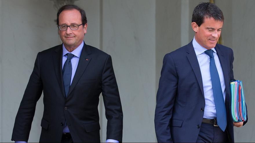 [As it happened] Newsday: French PM resigns - Ebola latest - Libya