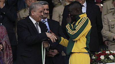 Algeria: Cameroon striker Ebossé dies after crowd's 'shower of projectiles'
