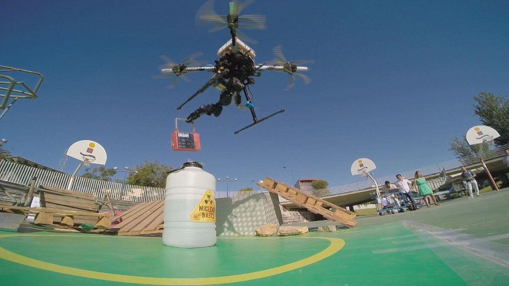 De nouvelles applications pour les drones civils