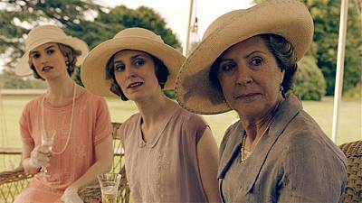 British show Downton Abbey in running for best drama at Emmy Awards