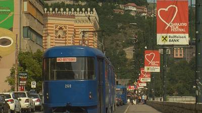 Sarajevo film festival winds up