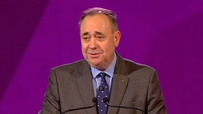 Alex Salmond wins second Scottish independence debate