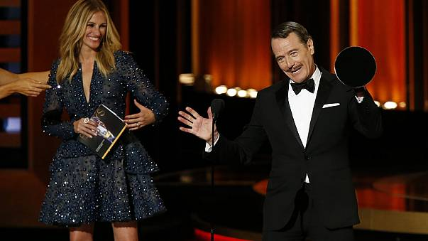 Euphoria for Breaking Bad as drug drama scores high at Emmy Awards 2014