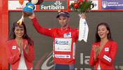 Matthews retains Vuelta lead