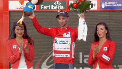 Vuelta 2014: Valverde passa o dia ao ataque mas é Degenkolb quem vence