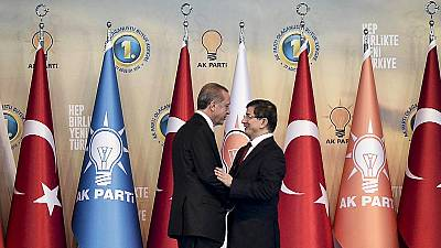 Turkey's ruling AK party gets Davutoglu as new leader