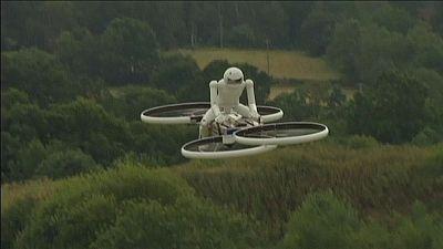 ''Hoverbike'': il sogno di volare come in ''Star Wars'' diventa realtà