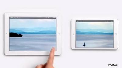 Apple – feeling size matters – reportedly plans bigger iPad tablet