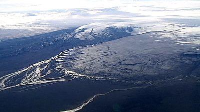 Big earthquakes felt at Bardarbunga volcano in Iceland
