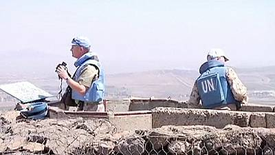 Islamists seize border post between Syria and Israeli-occupied Golan Heights