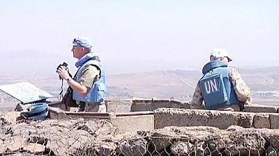 Rebeldes sírios ocupam ponto de contacto com Israel nos montes Golã