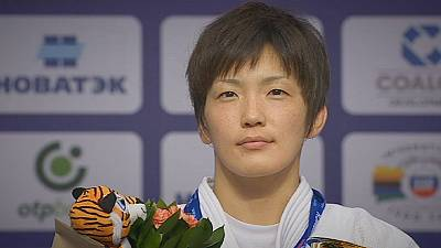 World Judo Championships: Japan dominate day three