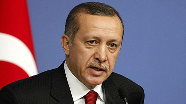 [As it happened] Newsday Erdogan inauguration as Turkey president; Ebola in Nigeria oil hub; Platini rules out Fifa bid