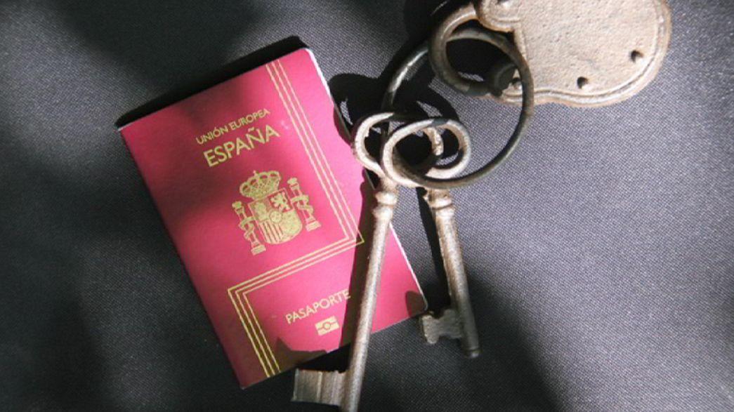 Ein Schlüssel zur verlorenen Heimat