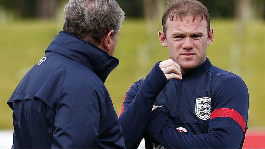 Manchester United striker Wayne Rooney named England captain