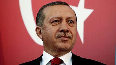 Erdogan se convierte en el duodécimo presidente de Turquía