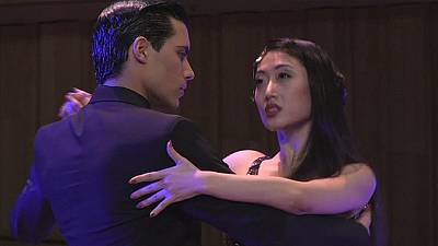 Dancers compete for world tango prize