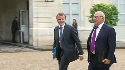 New French economy minister under fire in first week in job