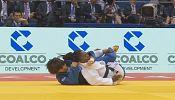 World Judo Championships: Agbegnenou and Tchrikishvili on top of day four podium
