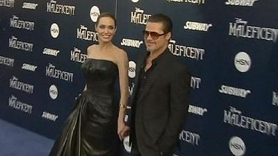 Angelina Jolie and Brad Pitt wed in France