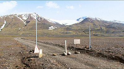 Los expertos detectan una erupción en el volcán islandés Bárdarbunga