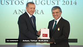 """Turkey's first popularly-elected president to lead a """"New Turkey"""""""