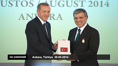 "Turkey's first popularly-elected president to lead a ""New Turkey"" – nocomment"