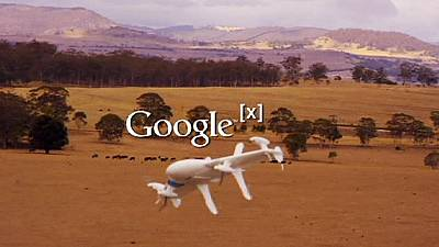 Internet giants play Game of Drones