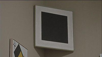 Kasimir Malewitsch in der Tate Modern