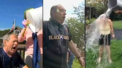 Motor Neurone Disease charities get massive Ice Bucket boost