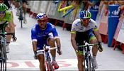 Vuelta a España: Bouhanni clinches stage 8