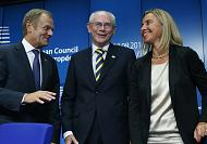Tusk and Mogherini land EU Council Presidency and Foreign Affairs