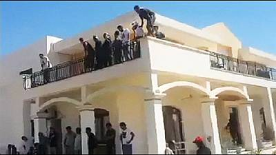 Islamist militias take over US embassy in Libya