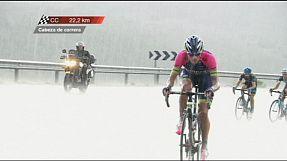 Quintana takes Vuelta lead, Anacona wins 9th stage