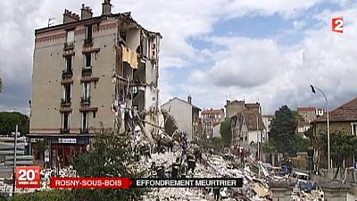 At least 6 confirmed dead in Paris apartment blast