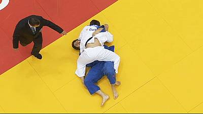 World Judo Championships: France and Japan win team event