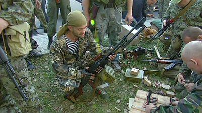 """Rusia pide a Ucrania """"un alto el fuego inmediato e incondicional"""""""