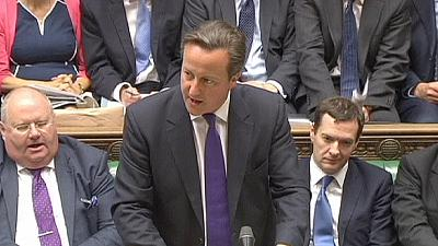 British PM to give police powers to restrict movement of terrorists