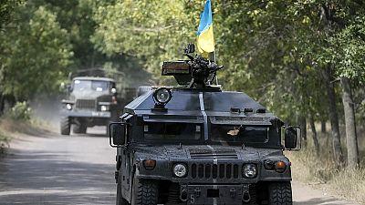 Kiew zieht Truppen um Flughafen von Luhansk zurück