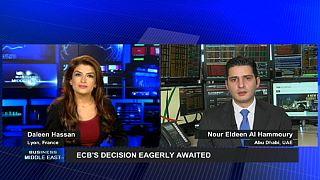 Attesa anche in Medio Oriente per le decisioni della BCE