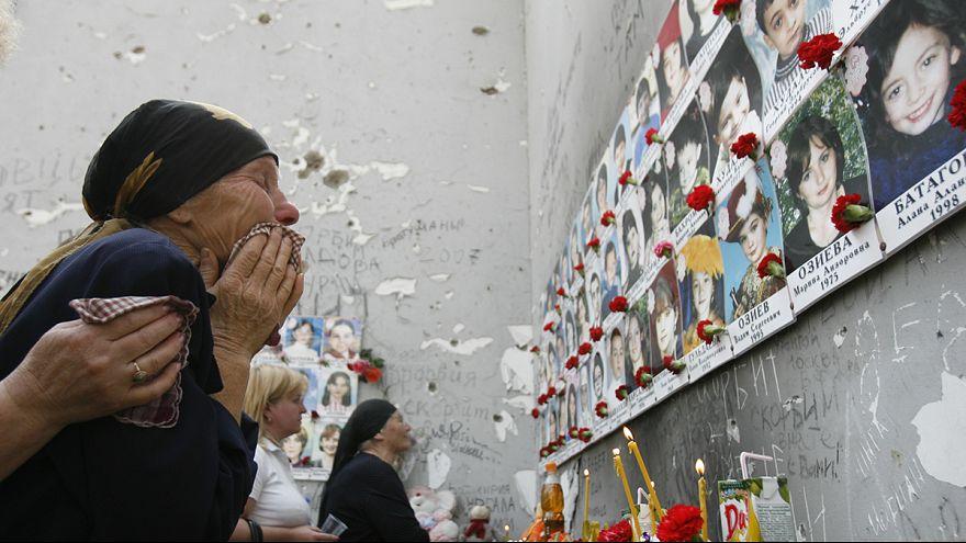 Ein Überlebender erinnert sich an die Geiselnahme von Beslan