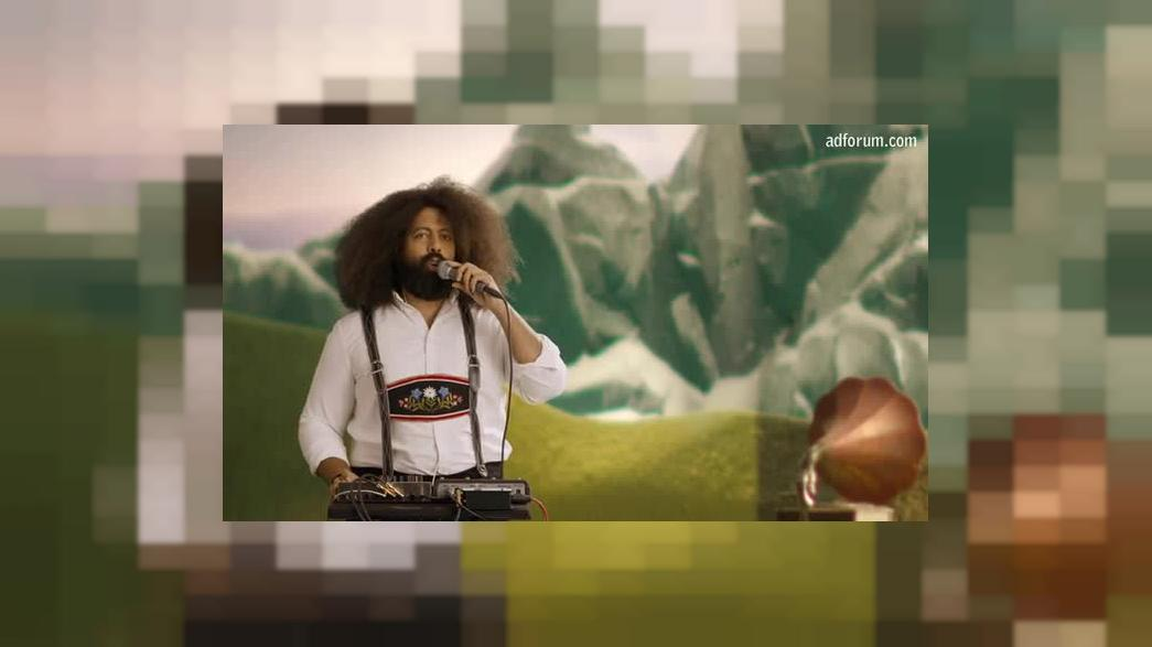 Reggie Watts Yodels for Wind Power (Greenpeace)