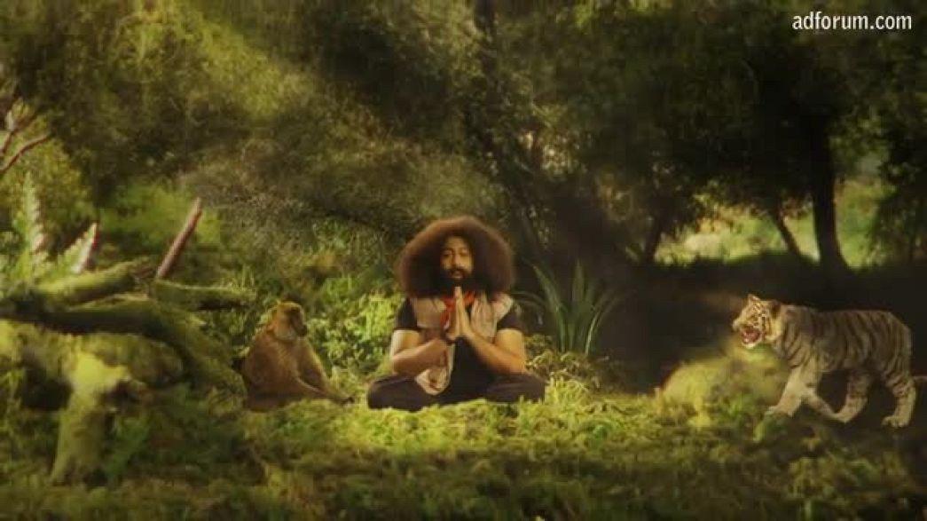 Reggie Watts' Grandma Clicks Dirty (Greenpeace)