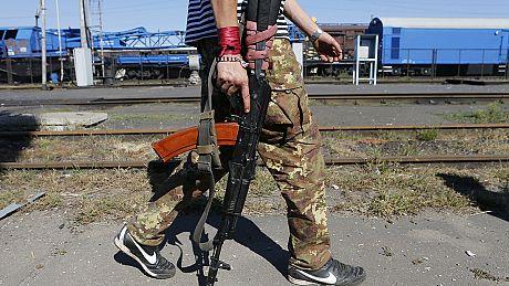 Ukrayna'nın ayrılıkçılar ile savaşı denize sıçradı