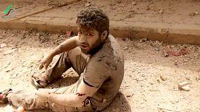 Syria: Video shows Saraqib attack aftermath