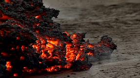 Second volcano eruption starts in Holuhraun