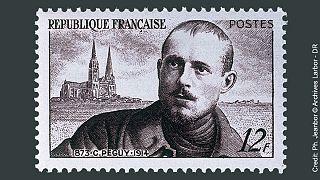 1914, la mort de Péguy, mon arrière grand-père