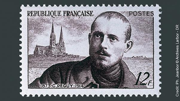 1914: the war-time death of French writer Charles Péguy, my great grandfather