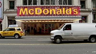 America faces Hungry Thursday as fast food workers strike